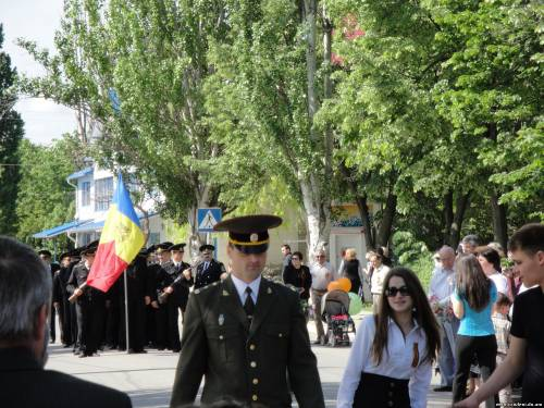 9 мая в Криулянах 2010